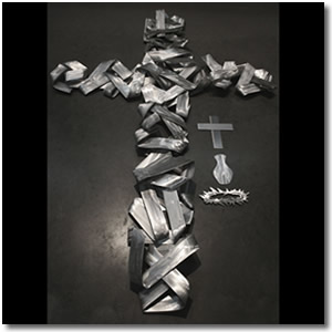 Custom Metal Cross