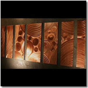 Custom Copper Art